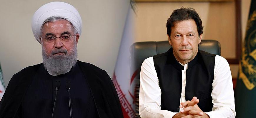 Pakistan Başbakanı İmran Han İran'a gidecek
