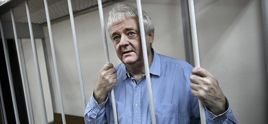 Rusya Norveç vatandaşını casusluk suçundan 14 yıl hapse mahkum etti