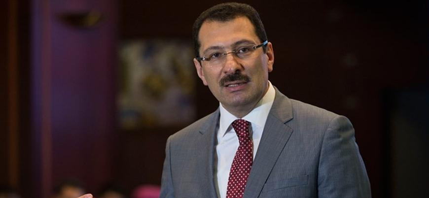 AK Parti olağanüstü itiraz dilekçesini YSK'ya veriyor