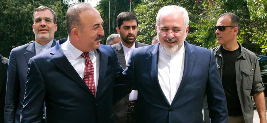 İran Dışişleri Bakanı Zarif: Esed ile yaptığım görüşmenin raporunu Erdoğan'a sunacağım