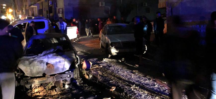 Hafter Trablus'u savaş uçaklarıyla bombaladı: 4 sivil öldü