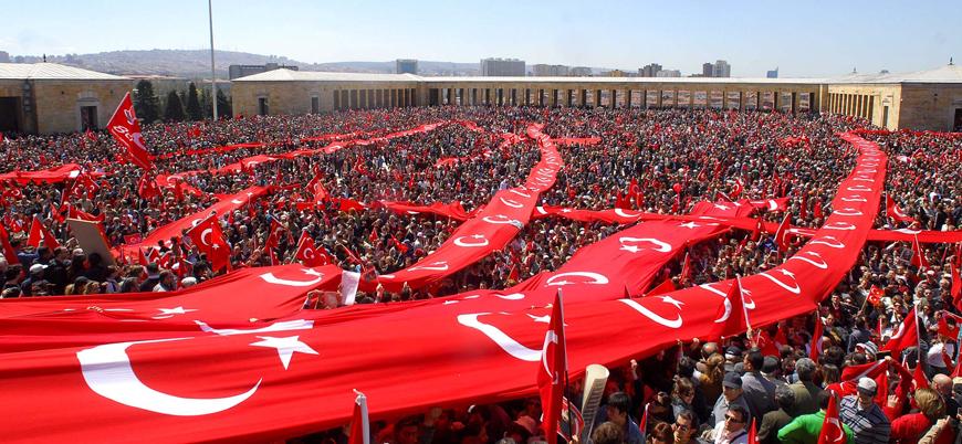 'Türk gençliği Erdoğan döneminde daha seküler hale geldi'