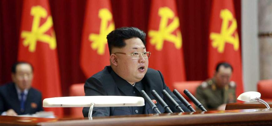 Kuzey Kore: Yeni bir silah denedik Pompeo görüşmelere katılmasın