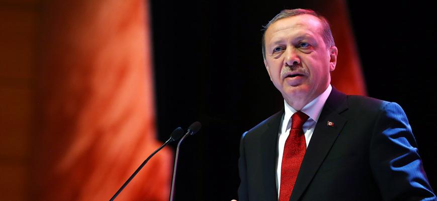 Erdoğan: Sonuna kadar bu mücadelemizi vereceğiz