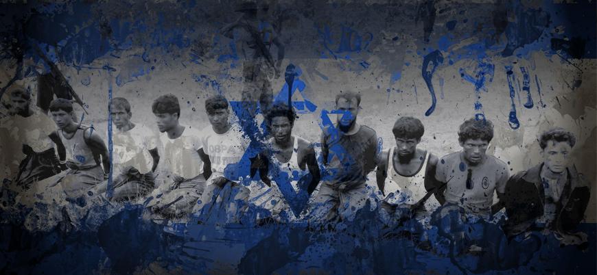 İsrail Arakanlı Müslümanlara yönelik katliamda Myanmar'a destek oldu