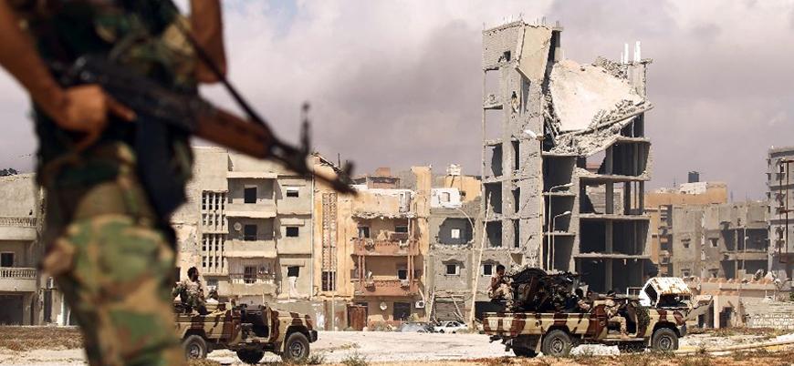 Hafter'in Trablus saldırısında ölü sayısı 213'e yükseldi