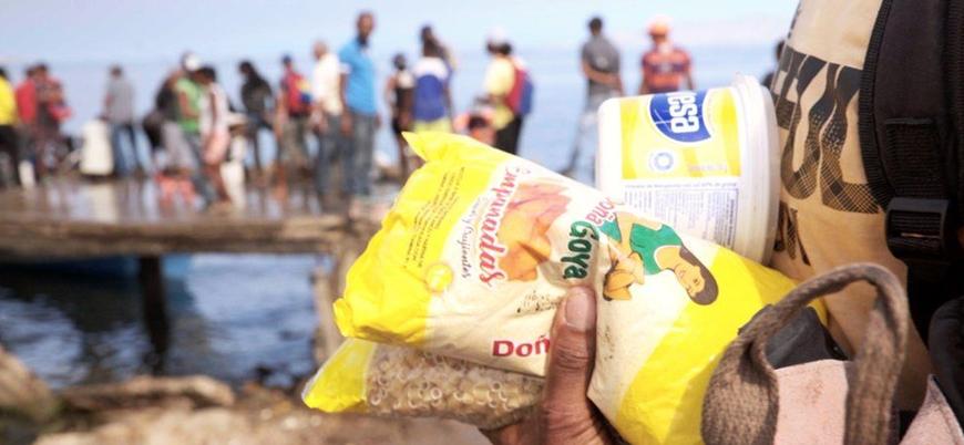 Venezuela'da artan enflasyon nedeniyle takas usulü alışveriş yaygınlaşıyor