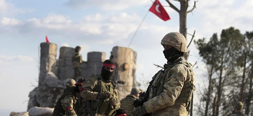 Savunma Bakanlığı: Fırat Kalkanı bölgesinde 1 asker şehit oldu
