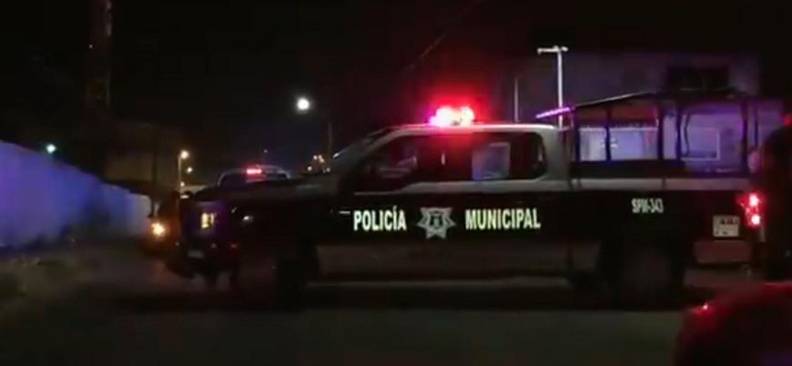 Meksika'da silahlı saldırı: 13 ölü 4 yaralı
