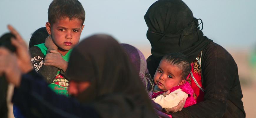 Kosova Suriye'deki IŞİD mensuplarının ailelerini ülkeye geri getirdi