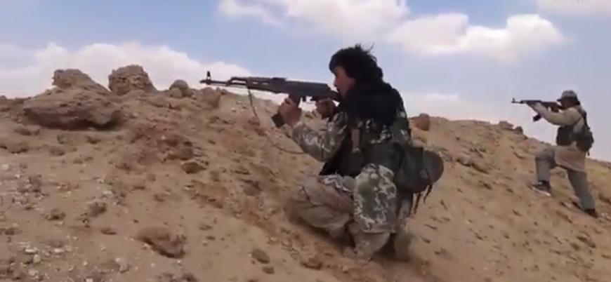 IŞİD'in Esed rejimine saldırıları sürüyor: İki günde 35 asker öldü