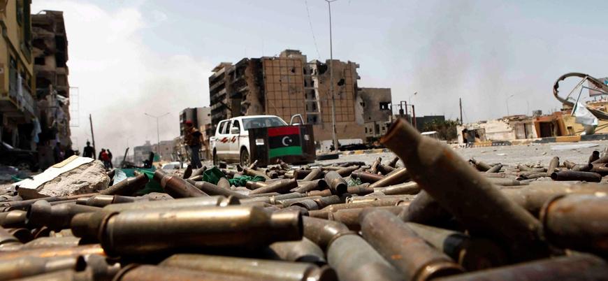 Trablus hükümetinden Hafter güçlerine 'karşı atak'