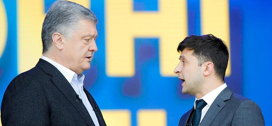 Ukrayna bugün devlet başkanı seçimi için sandığa gidiyor