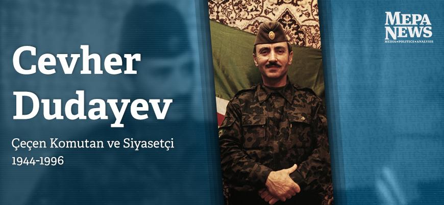 Cevher Dudayev kimdir?
