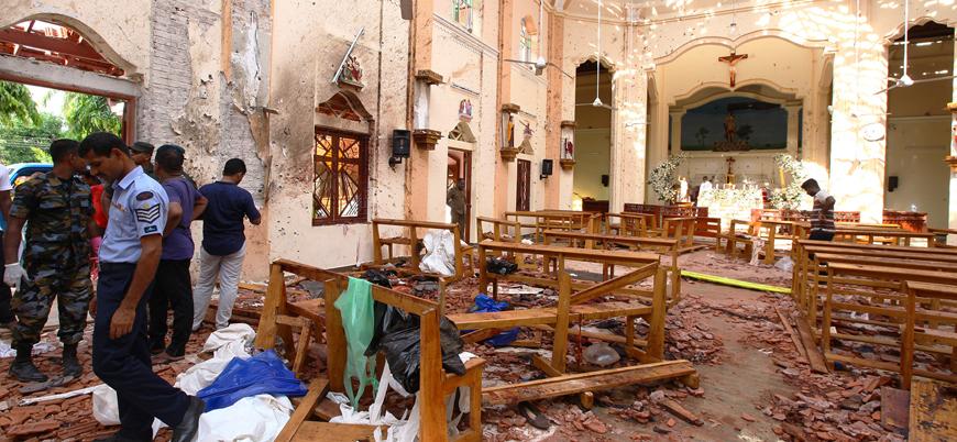 Sri Lanka saldırılarında ölenlerin sayısı 290'a yükseldi