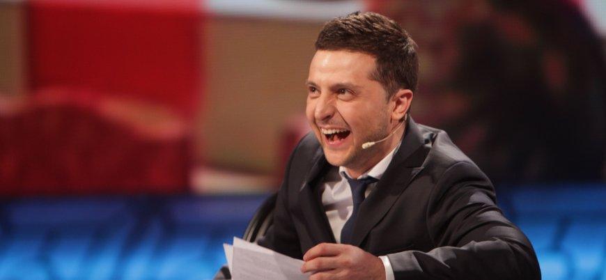 Ukrayna'nın yeni devlet başkanı komedyen Zelenskiy kimdir?