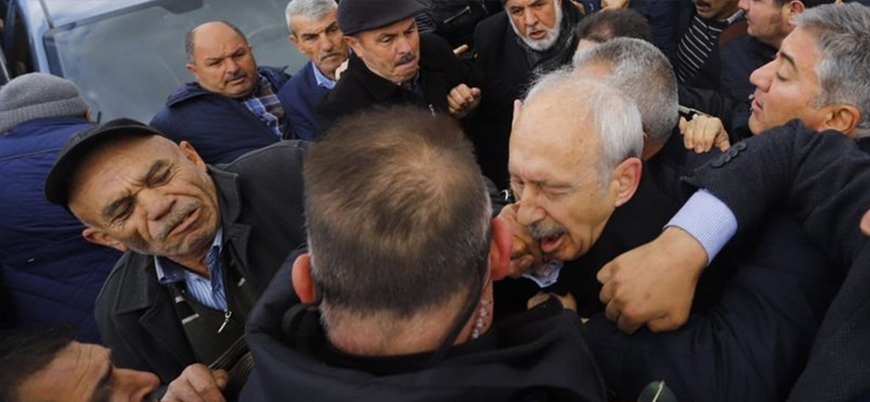 Kılıçdaroğlu'na yumruklu saldırıda 6 gözaltı