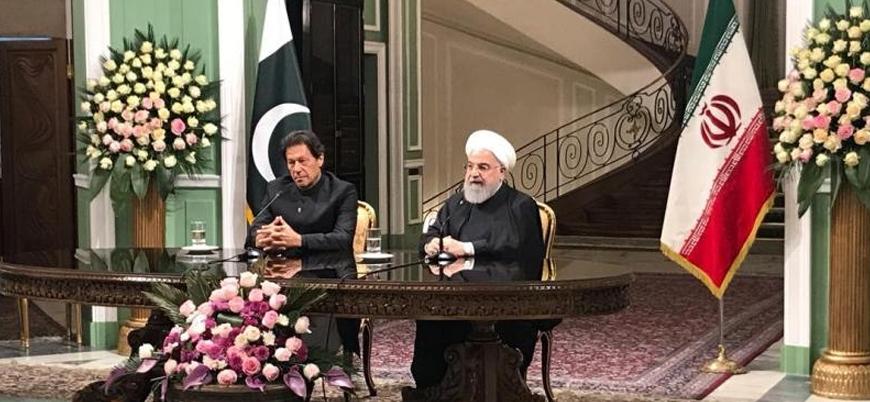 Pakistan Başbakanı İmran Han'dan İran'a ziyaret