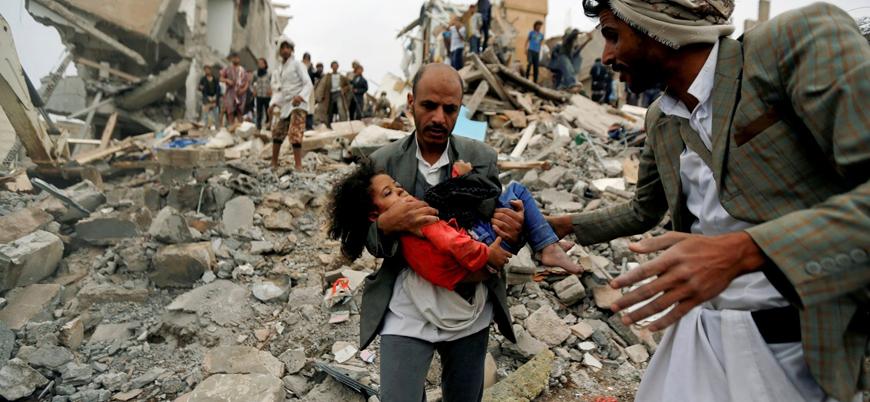 Yemen'de süren iç savaşta 3 yılda 70 bini aşkın insan öldü