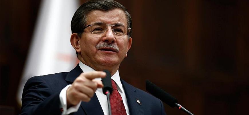 Ahmet Davutoğlu'ndan AK Parti'ye sert eleştiriler