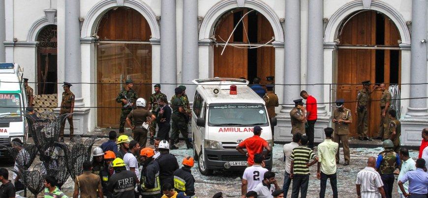 Sri Lanka'daki saldırılarda ölü sayısı 310'a yükseldi