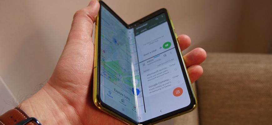 Samsung Galaxy Fold'un çıkış tarihini erteledi