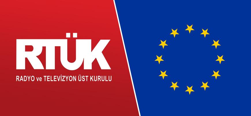 """""""Yayıncılık ve özgürlükler konusunda Avrupa Birliği'nden öndeyiz"""""""