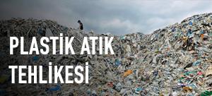 Plastik atıklar havayı da tehdit ediyor