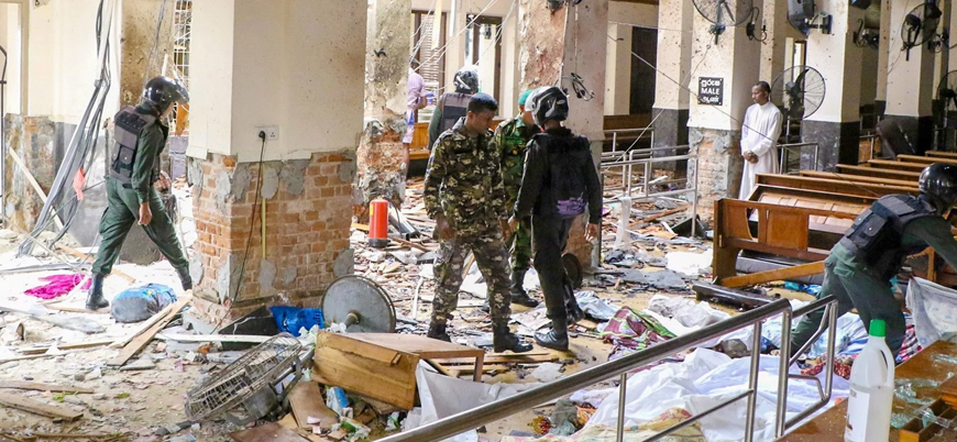 Sri Lanka saldırılarında ölenlerin sayısı 359'a yükseldi