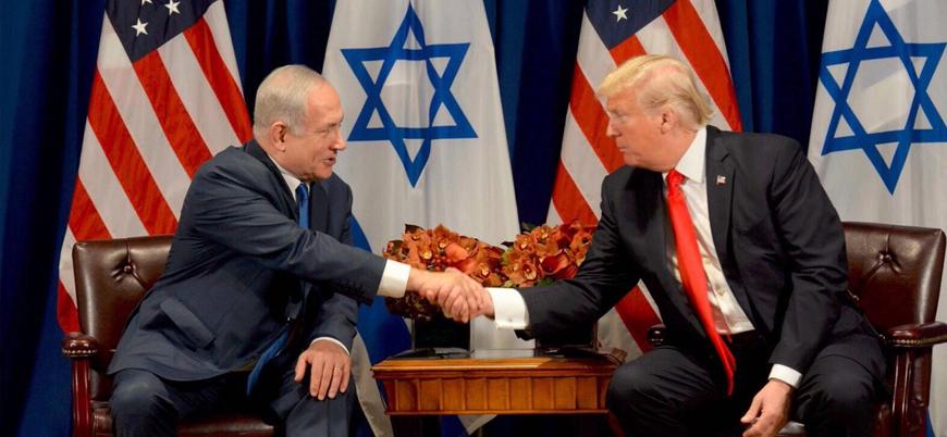 İsrail Golan'daki Yahudi yerleşim birimine Trump'ın adını verecek