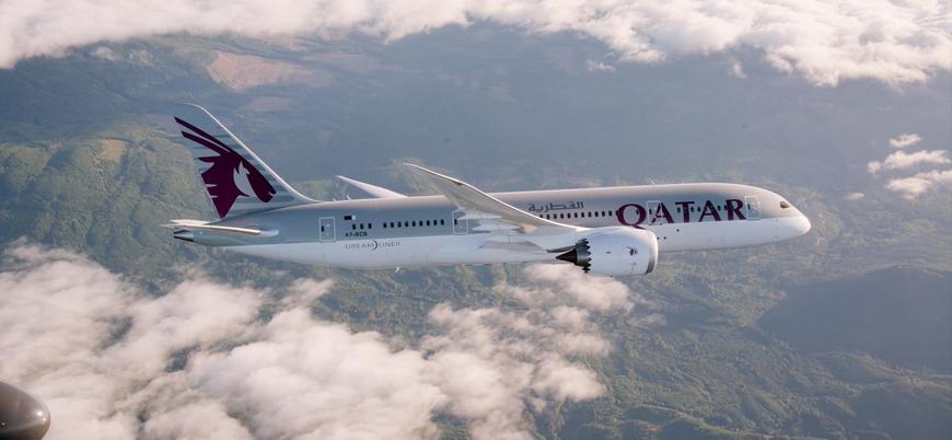 Esed rejiminden Katar'a hava sahasını kullanma izni