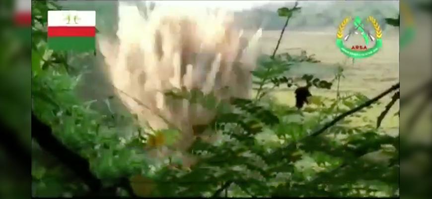 Arakanlı gruptan Myanmar ordusuna bombalı saldırı