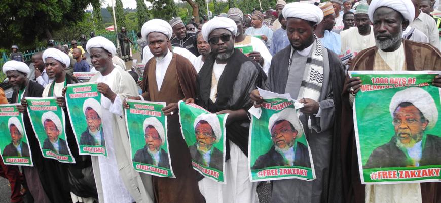 Nijerya'da İran destekli Şiilerden yönetime tehdit: Zakzaki'yi serbest bırakın