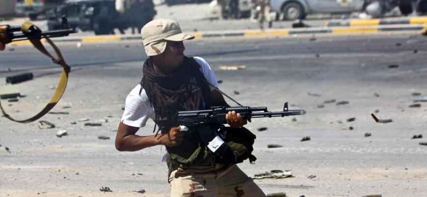 Libya'daki savaş yalnızca para ve iktidar için mi?