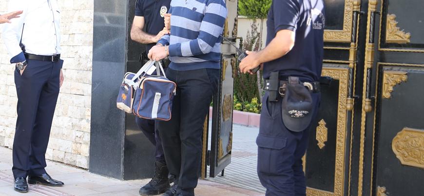'FETÖ' soruşturması kapsamında muvazzaf 210 askere gözaltı kararı