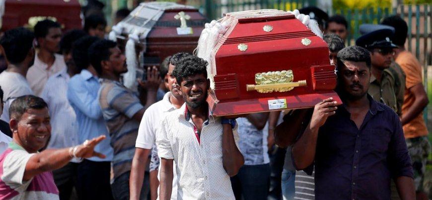 Sri Lanka'da ölü sayısı 359'dan 253'e düştü