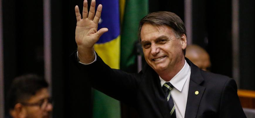 Bolsonaro: Brezilya eşcinsellerin tatil ülkesi olamaz, ailelerimiz var
