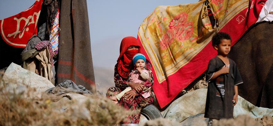 Yemen'de savaştan en çok hamileler ve bebekler etkileniyor