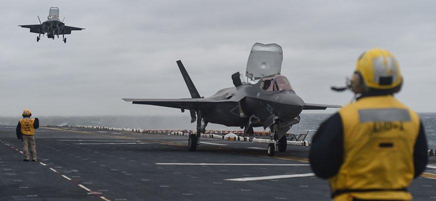 Pentagon: F-35 programı çuvalladı