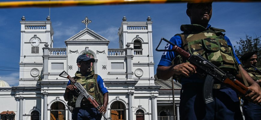 Sri Lanka'da 'IŞİD operasyonu': 6'sı çocuk 15 kişi öldürüldü