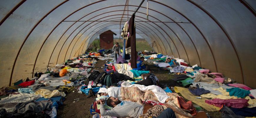"""""""Mülteciler Macaristan sınır kamplarında aç bırakılıyor"""""""