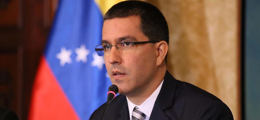 ABD'den Venezuela Dışişleri Bakanı'na yaptırım kararı