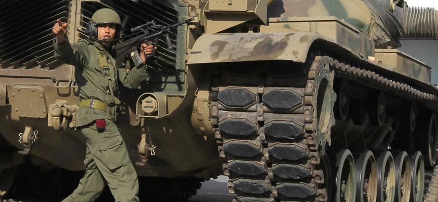 Tunus'ta askeri devriyeye mayınlı saldırı: 1 ölü 3 yaralı