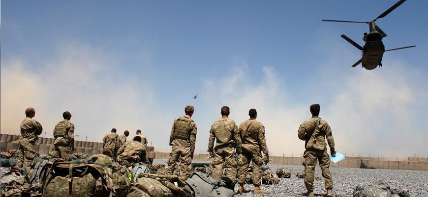 ABD, Rusya ve Çin yabancı askerlerin Afganistan'dan çekilmesi konusunda anlaştı