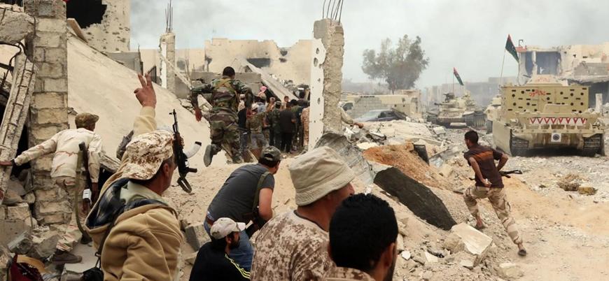 Hafter güçleri Trablus'taki çatışmalarda 4 Türk vatandaşını yakaladıklarını iddia etti