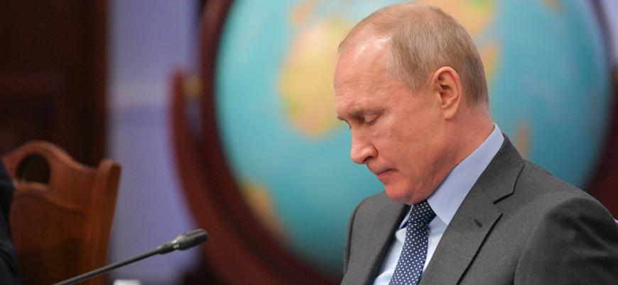Putin: İdlib'de teröristler ile mücadeleye devam edilmesi gerekiyor
