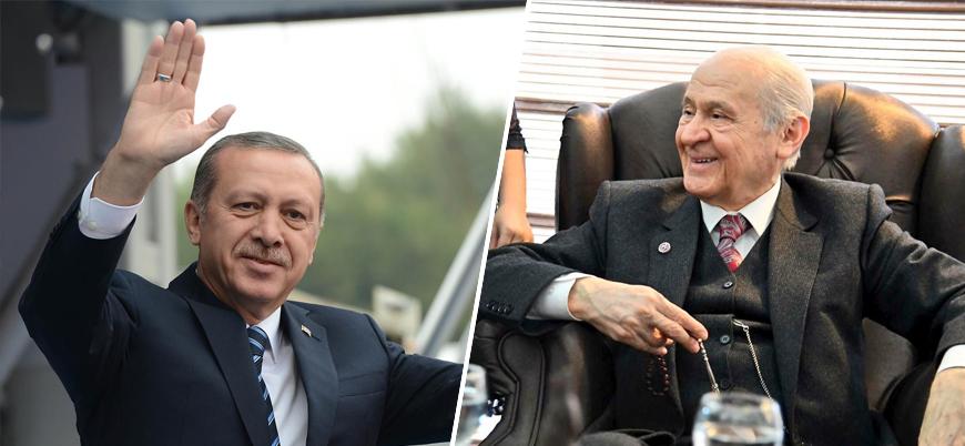 Erdoğan ile Bahçeli'nin oy hesabında fark çıktı