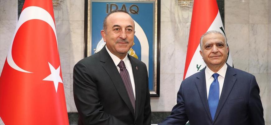Çavuşoğlu: IŞİD gibi PKK'nın da Irak topraklarından temizlenmesi gerekli