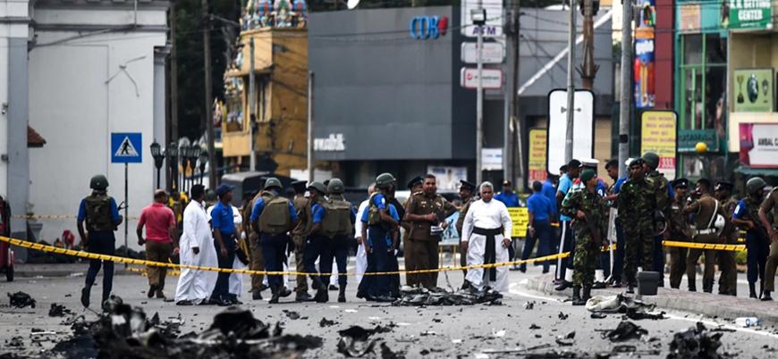 Sri Lanka saldırılarının baş şüphelisinin ailesi öldürüldü