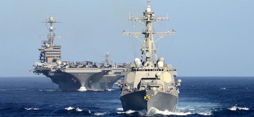 ABD'den Çin'e tartışmalı sularda provokasyon uyarısı